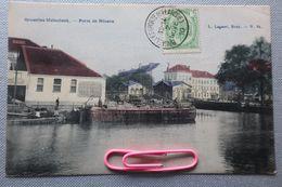 BRUXELLES : Portre De NINOVE En 1910 - Transport (sea) - Harbour