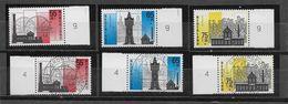 Nederland - 1987 - Yv.1285/1287 - **  +  O  - Monumenten Van Bedrijf En Techniek - - Periodo 1980 - ... (Beatrix)