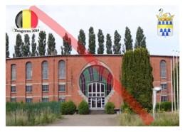 455 # Tongeren   Belgium   Municipality   Postcard Modern Ukraine - Cartes Géographiques