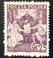 Polska - Poland - Polen - P1/5 - MNH - 1938 - 20 Jaar Republiek - Michel Nr. 335 - 1919-1939 Republic