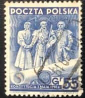 Polska - Poland - Polen - P1/5 - (°)used - 1938 - 20 Jaar Republiek - Michel Nr. 339 - 1919-1939 Republic