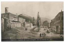Italie. Trento 1830-1850. Lot De 6 Cartes Toutes Estampillées Sergio Perdomi, Cachet En Relief Voir Photo 7 (9411) - Trento