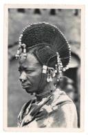 Niger. Coiffure De Femme Peule (9413) - Niger