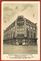 PARIS  - Carte Commerciale POLIET & CHAUSSON- Année 1930-  Au Recto  La Samaritaine L  - Scans Recto Verso - Sonstige