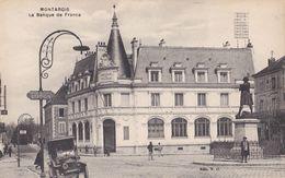 Montargis : La Banque De France - Montargis