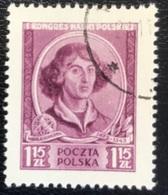 Polska - Poland - Polen - P1/5 - (°)used - 1951 - Wetenschapscongres - Michel Nr. 698 - Used Stamps