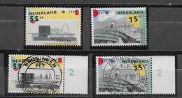 Nederland - 1987 - Yv.1288/1289  Mi.1318/1319 - **  En  O - Europa. - Periodo 1980 - ... (Beatrix)