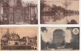 20 / 7 / 80  -  BERGERAC ( 24 ). 4. CPA  &7  CPSM  Diverses Toutes Scanées - Cartes Postales