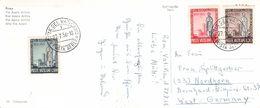 VATIKAN - ANSICHTSKARTE 1956 - NORDHORN //AK712 - Vatican