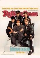 DURAN DURAN - Groupe De Rock Originaire De Burmingham, Angleterre - The Fab Five - Couverture Rolling Stone Magazine - Singers & Musicians