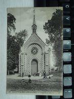 Cpa  Saint-Valéry-sur-Somme Chapelle Des Marins, Animée. - Saint Valery Sur Somme