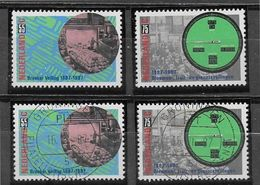 Nederland - 1987 - Yv. 1290/1291 - **  En  O - Veilingen - - Periodo 1980 - ... (Beatrix)