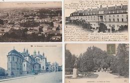 20 / 7 / 81. -  PERIGUEUX ( 24 ).  LOT  DE  16  CPA - Diverses Toutes Scanées - Cartes Postales