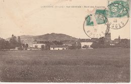 88 - LAMARCHE - Vue Générale - Mont Des Fourches - Lamarche
