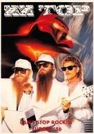 ZZ TOP - Groupe De Blues Rock Américain Originaire De Houston - Can't Stop Rockin' - Guitariste - Singers & Musicians
