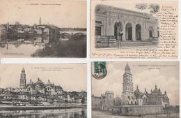 20/7 / 82 - PERIGUEUX ( 24 ) LOT DE 16 CPA ) Toutes Scanées - Cartes Postales