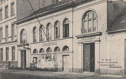 CARTE POSTALE   BOOM (B)  Maison Communale - Belgique