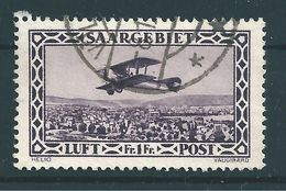Saar MiNr. 127 III  (sab17) - 1920-35 Saargebiet – Abstimmungsgebiet
