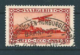 Saar MiNr. 158 V  (sab17) - 1920-35 Saargebiet – Abstimmungsgebiet