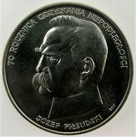 POLONIA 50000 ZLOTYCH 1988 - Pologne
