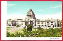 CPA Post Card Japon JAPAN (Tokyo) NEW DIET BUILDING - Tokio