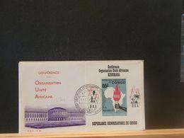 88/722    FDC  CONGO  1967 - FDC