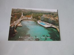 Malta, Balluta Bay - Malta
