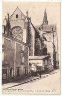 79 - SAINT-MAIXENT - Rue Garrau-de-Balzan Et Derrière De L'Eglise - MD 30 - Saint Maixent L'Ecole