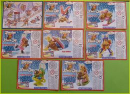 SERIE  KINDER BPZ COMPLETE SHOW ON ICE ALLEMAGNE 2006 - Notices