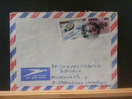 88/723A  LETTRE ZAIRE  VENTE RAPIDE A 1 EURO - Zaire