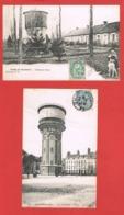 DUNKERQUE 59 - CAMP DU RUCHARD 37.  CHATEAU D'EAU. - Châteaux D'eau & éoliennes