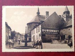 Campan La Fontaine, Publicité Dubonnet - Campan