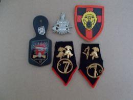 Insignes 67ème Génie De Combat-Amay - Uniforms
