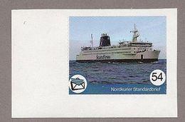 BRD - Privatpost - Nordkurier - Schiffe - Autofähren - Scandlines - Kronprinz Harald - Barche