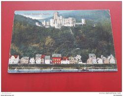 CAPELLEN -   Schloss  Stolzenfels  -  1921   - - Koblenz