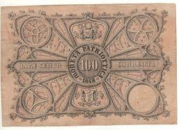 ITALY  Moneta Patriottica   100  Lire  1848 - [ 9] Collezioni