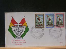 88/784  FDC BURUNDI 1969 - Burundi