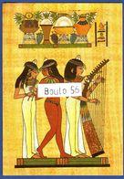 """Afrique-Egypte -Autres -(The Dancers Of Naphte )""""les Danseurs De Nakhte- - Egypt"""