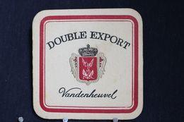 Brasserie / Brouwerij - Bierviltjes / Coasters /  Sous Bock: Double Export  Vandenheuvel - Portavasos