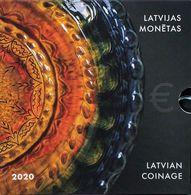 LETTONIA - Divisionali Commemorative 2020 - 9 Monetas - Ceramica Della Letgallia - Lettonie