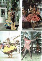 LOT DE 524 CARTES DU MONDE ENTIER  PERIODE  A PARTIR DE 1960  REF06 - Cartes Postales