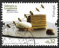 Portugal – 2009 Flavors 0,32 Used Stamp - Oblitérés