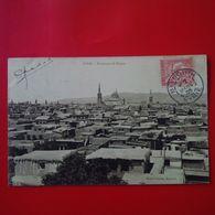 SYRIE PANORAMA DE DAMAS - Syrie
