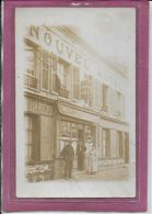 94.- IVRY - NOUVEL HÔTEL   PRADAL - 24 Rue Nationale  ( Carte Photo ) - Ivry Sur Seine