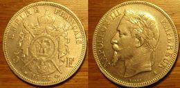 Napoléon III - 5 Francs 1868A - France