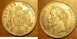 Napoléon III - 5 Francs 1868BB - France
