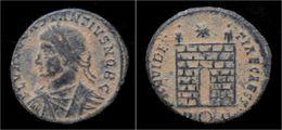 Constantius II AE19 - 7. L'Empire Chrétien (307 à 363)