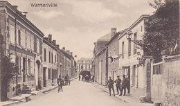 ( 51 ) - Warmeriville Carte Allemande 1° Guerre - Frankreich