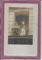 75.- PARIS .- 127 Rue De La Cour    ( Carte Photo ) - Arrondissement: 16