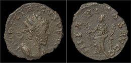 Tetricus I Billon Antoninianus Hilaritas Standing Left - 5. L'Anarchie Militaire (235 à 284)